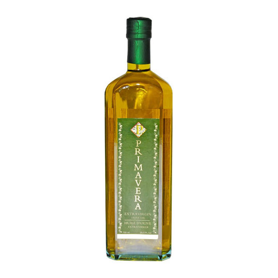 Primavera Extra Virgin Olive Oil