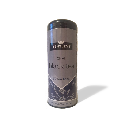 Bentley Tea Tin - Black Chai