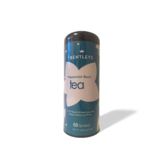 Bentley Tea Tin - Peppermint