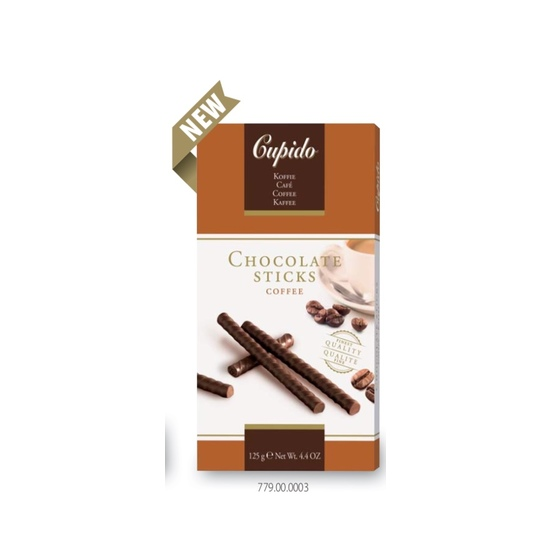 Chocolate Sticks - Caffe