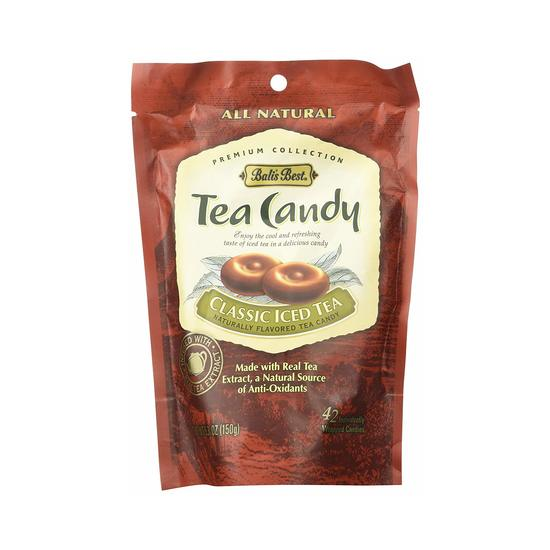 Iced Tea Candy Bag