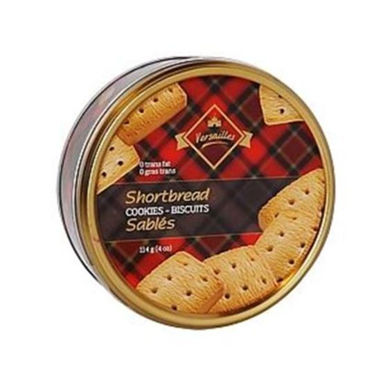 Shortbread Cookie Tins