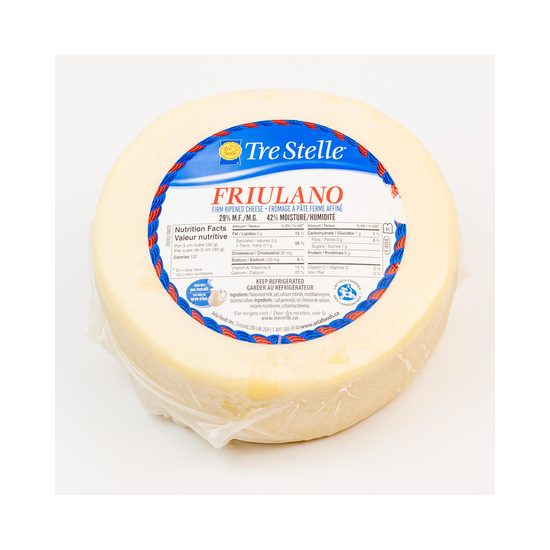 Friulano Cheese