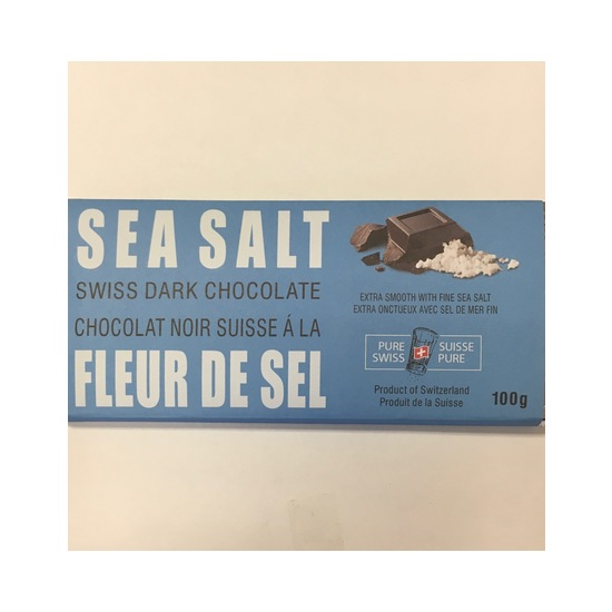 Pure Swiss - Sea Salt Dark