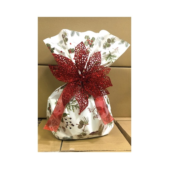 Hand Wrapped Panettone And Pandro