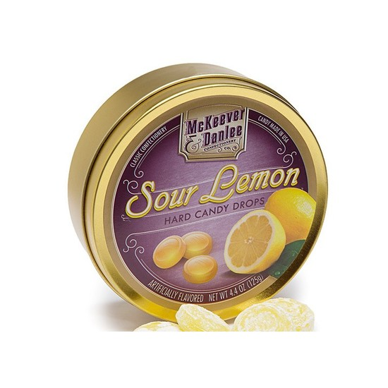 Lemon Candy Tin