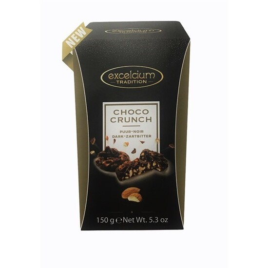 Cupido Chocolate Crunch Bag Dark