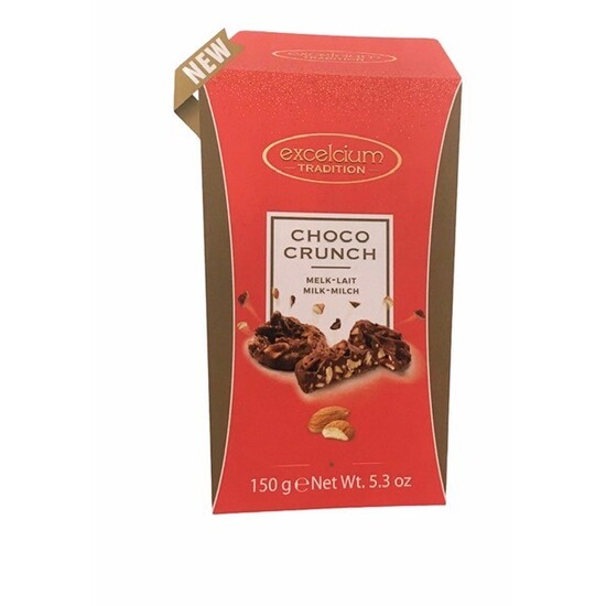 Cupido Chocolate Crunch Bag Milk