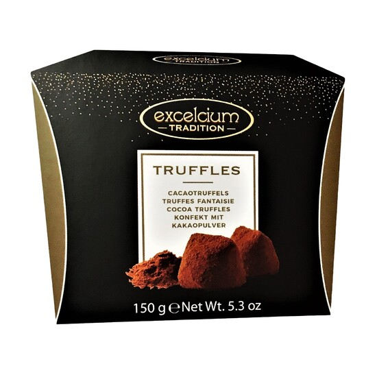 Chocolate Truffles - Black
